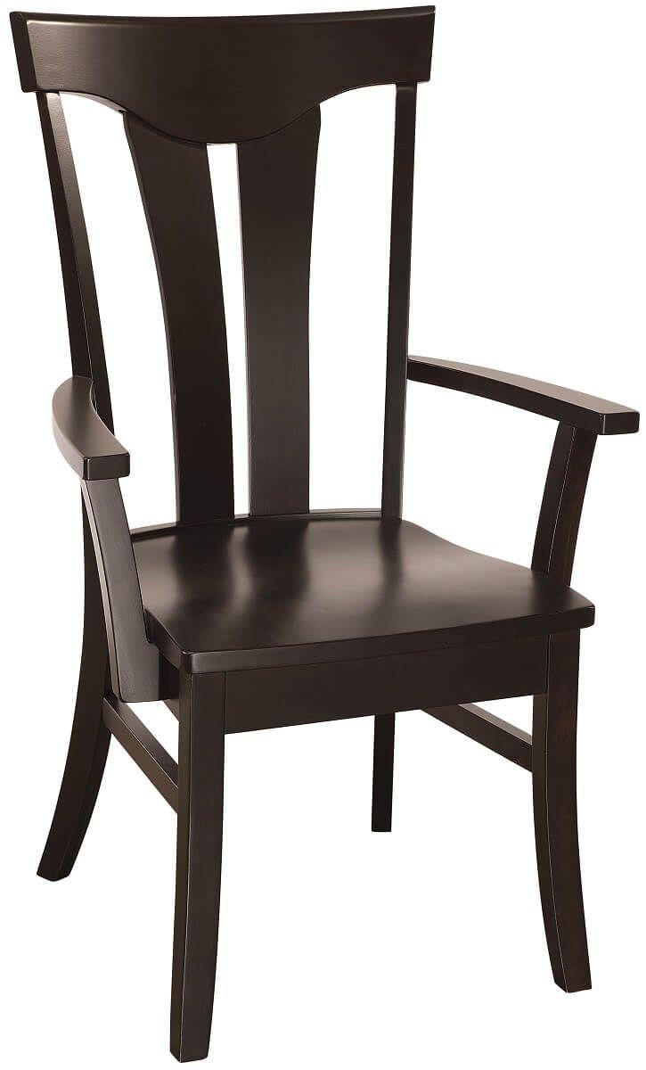 Stark Modern Arm Chair