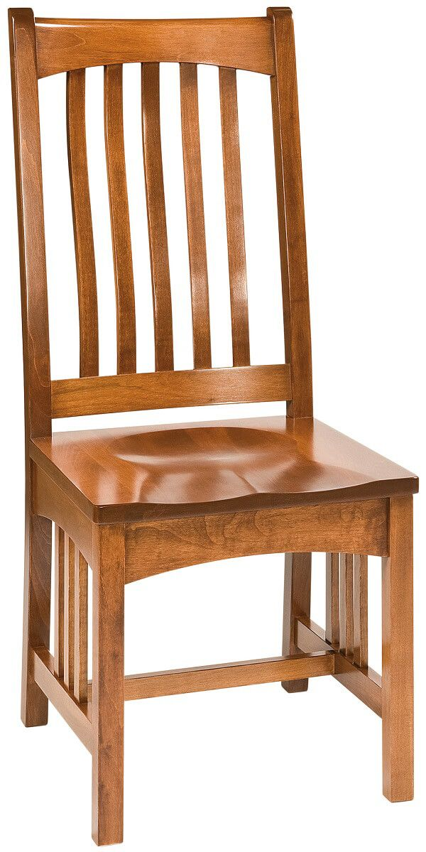 Sundance Solid Wood Mission Side Chair