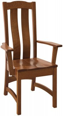 Torres Handmade Dining Arm Chair