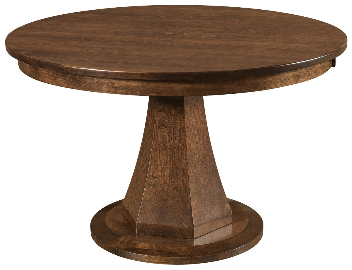 Bermuda Run Pedestal Table