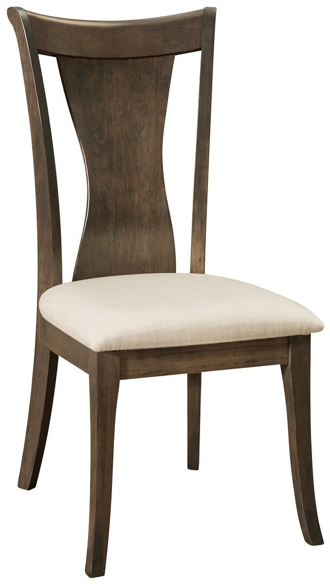Emporia Contemporary Dining Side Chair