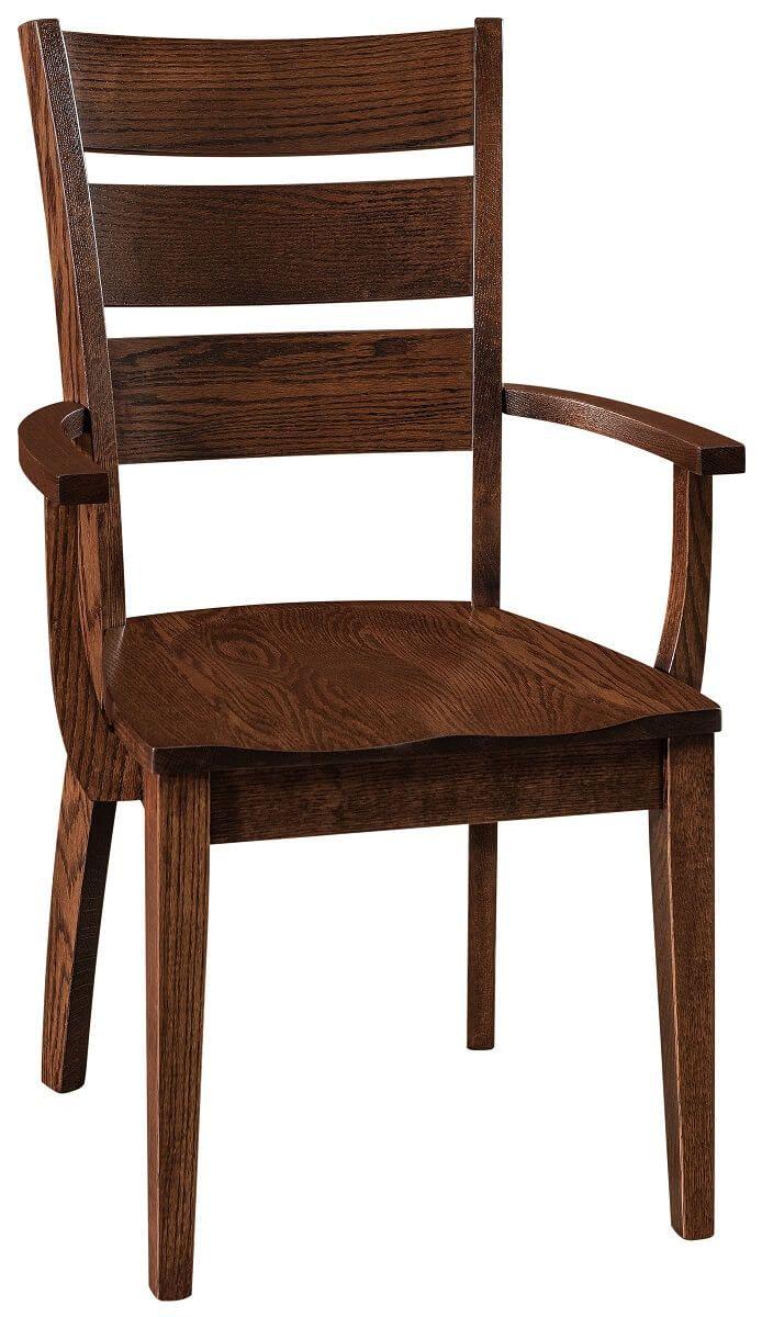 Natalie Kitchen Arm Chair