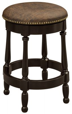 Pawnee French Country Bar Chair