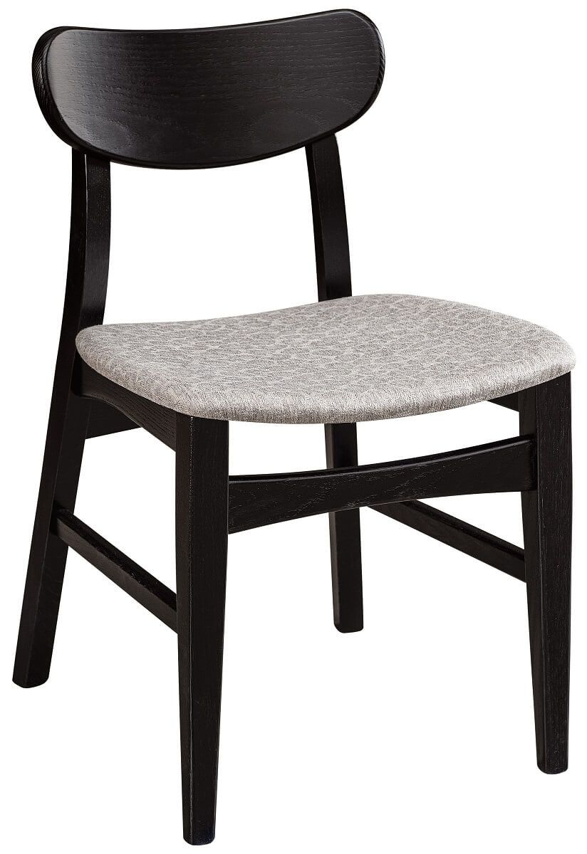 Bronwood Side Chair with Upholstered Seat