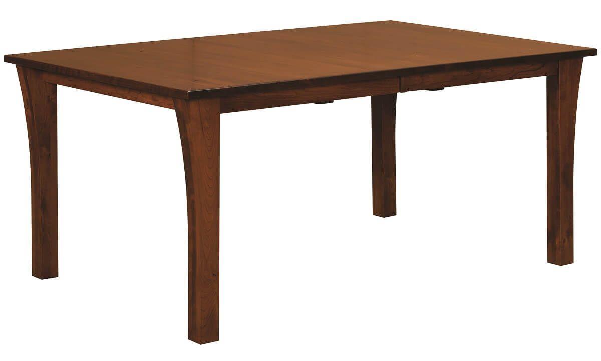 Harding Craftsman Leg Dining Table