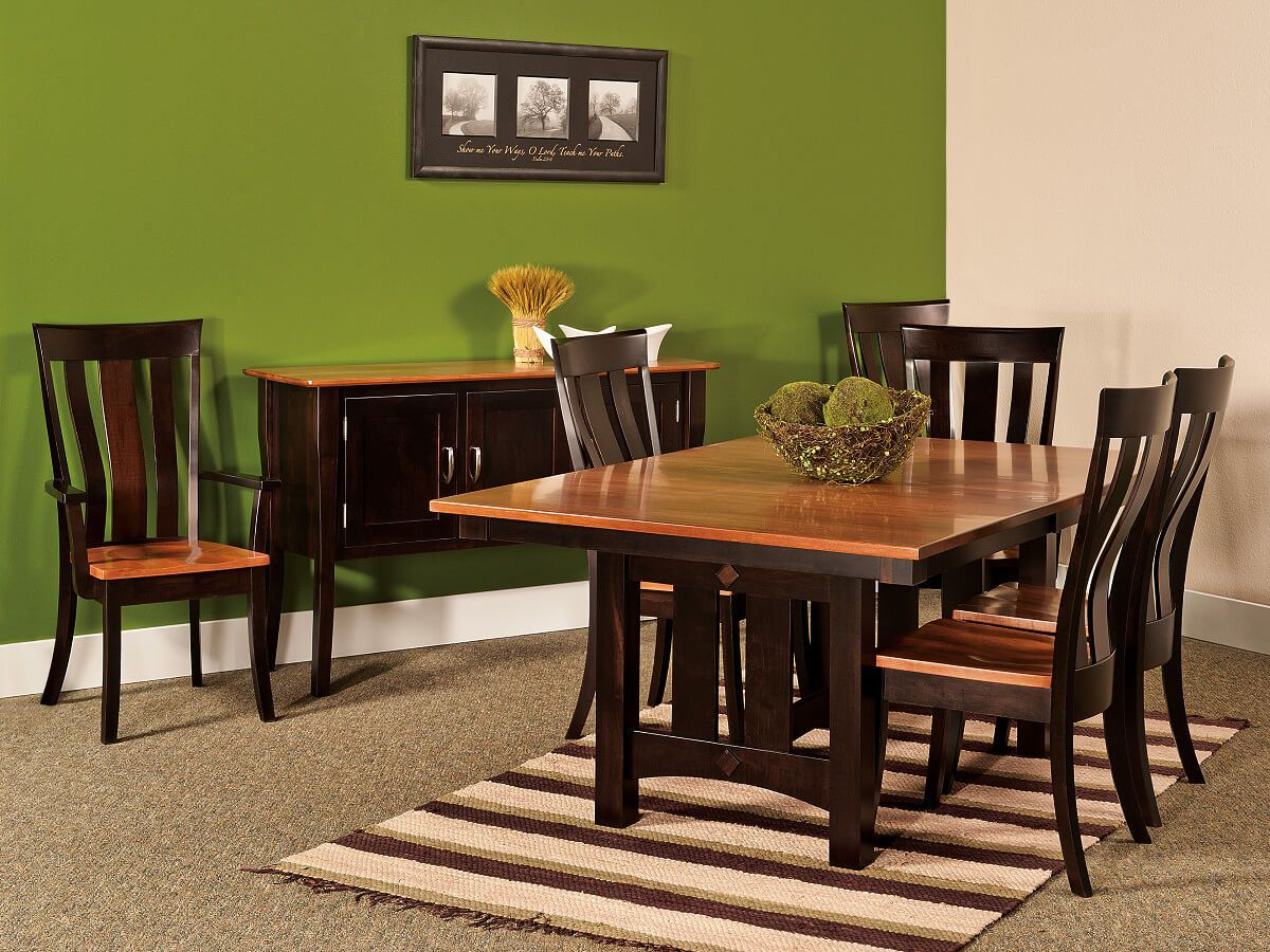 Masina Butterfly Leaf Dining Table
