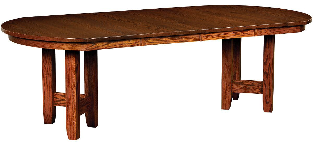 Riedel Extendable Dining Table with Two Leaves