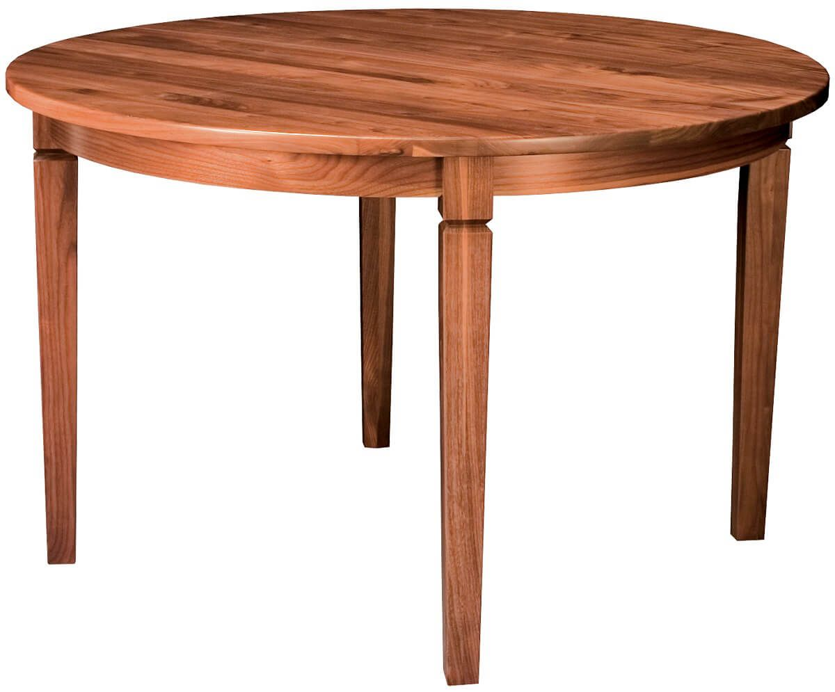 Sedgwick Round Kitchen Leg Table