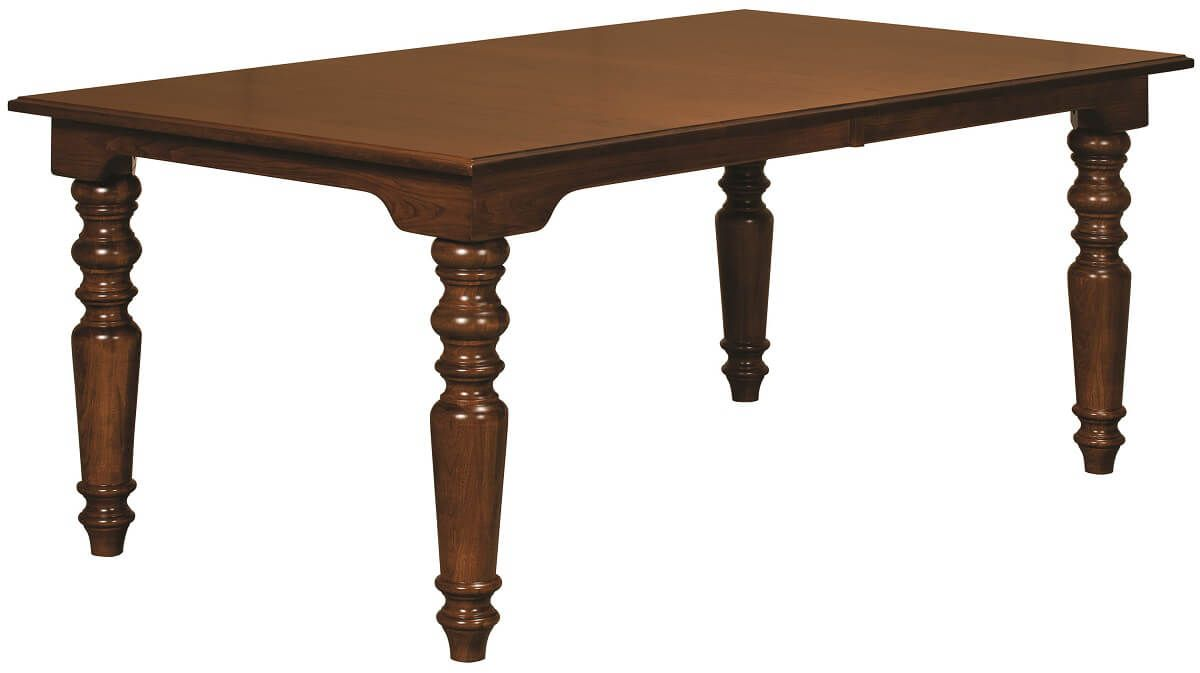 Zippelli Butterfly Leaf Table