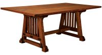 Vine Valley Rustic Dining Table