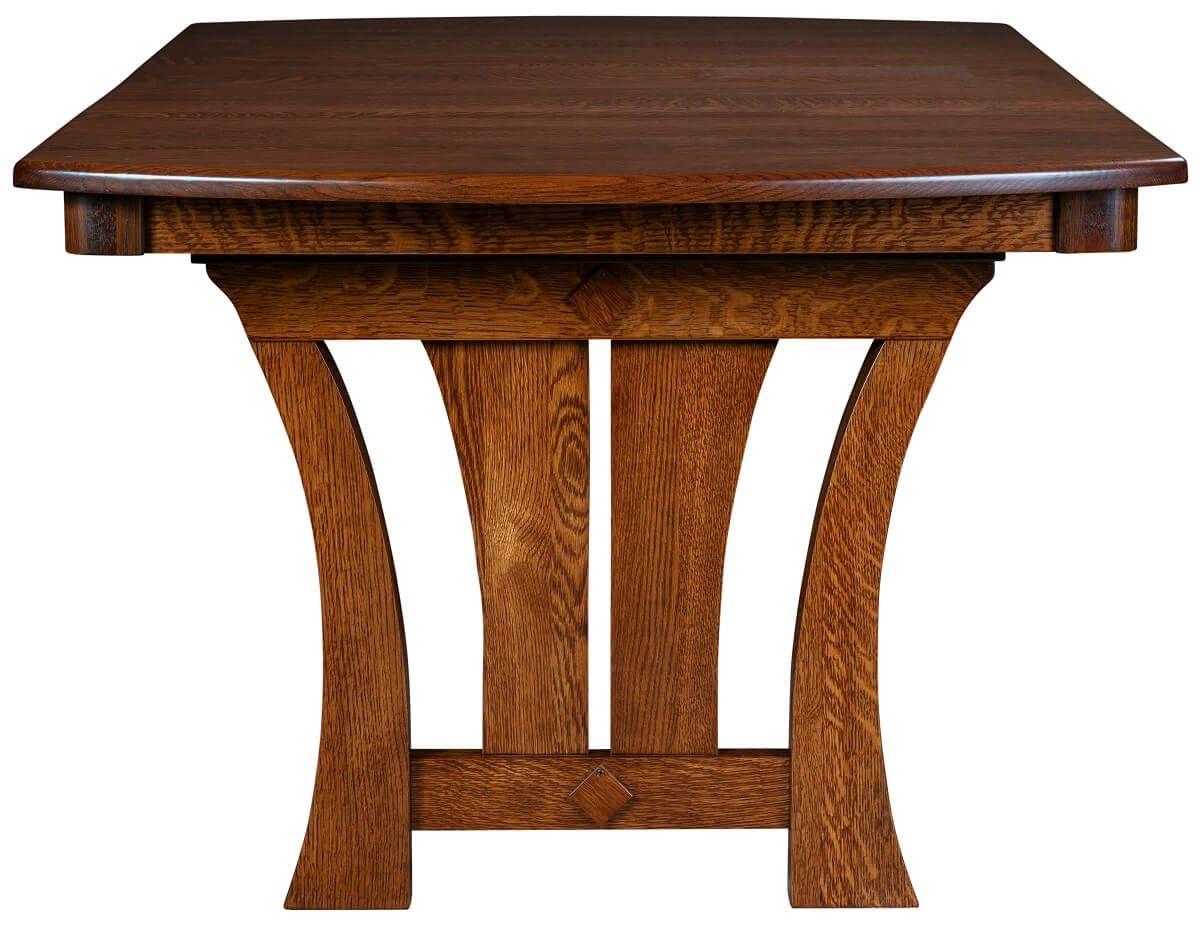 Modern Trestle Table Base