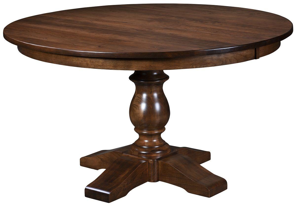 Vassalboro Pedestal Table