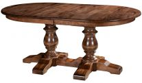 Vassalboro Double Pedestal Table