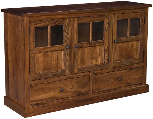 online store 99ef5 09702 Bosworth Shaker Solid Wood Sideboard - Countryside Amish Furniture