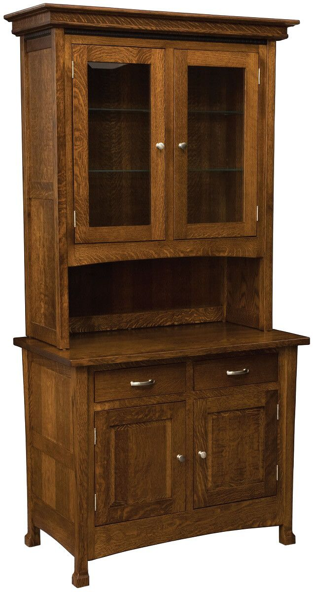 Del Sol 2-Door China Hutch