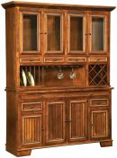 Duvall 4-Door China Hutch