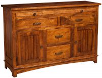 Eagle Creek Mission Sideboard