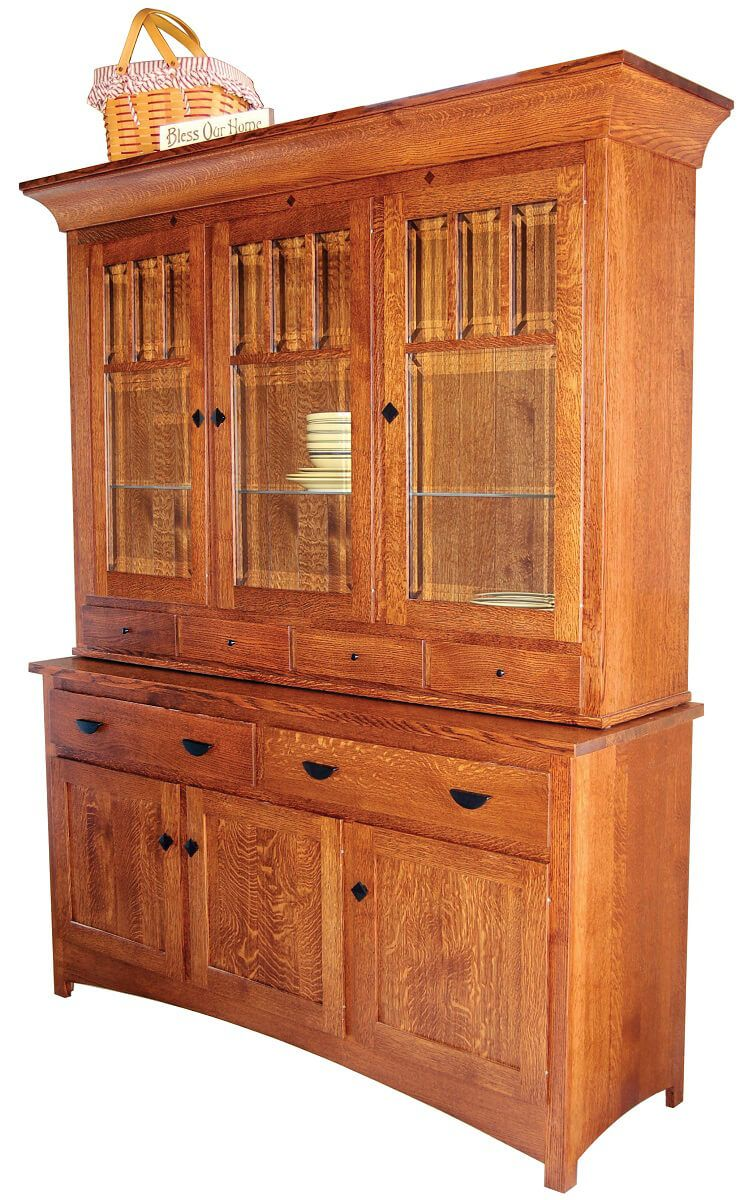 Omaha Mission China Cabinet