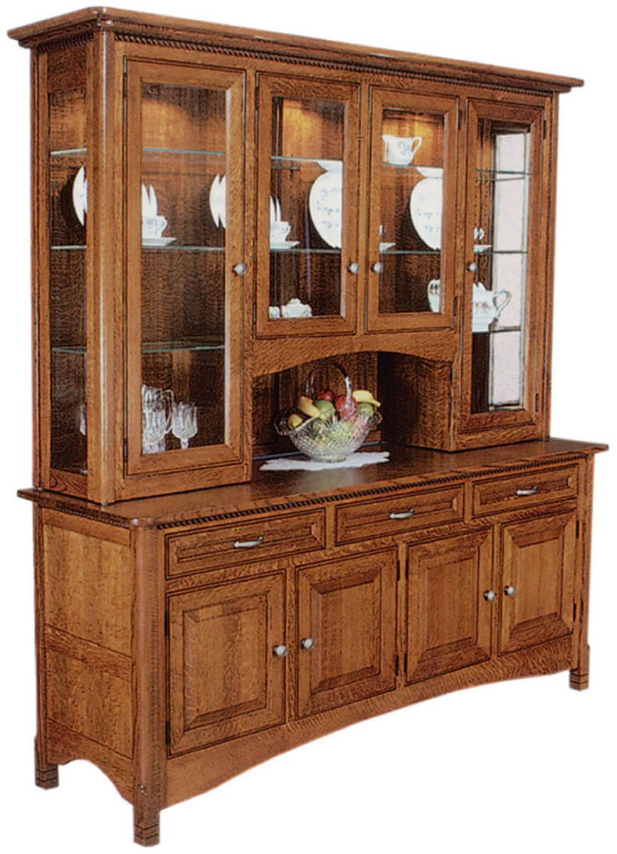 Parron Mission China Hutch