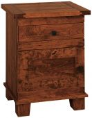 Abilene Nightstand with Door