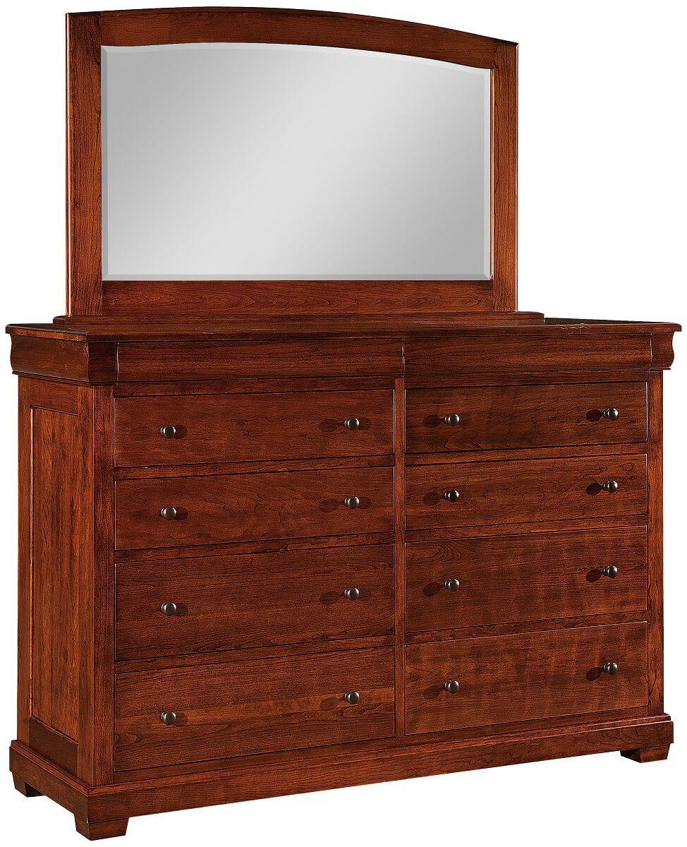 Amelie Tall Mirror Dresser