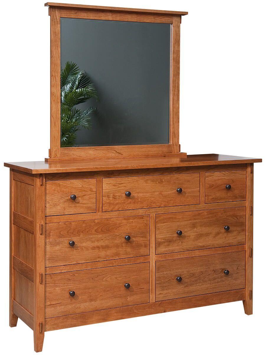 Bellingham Mirror Dresser