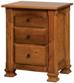 Chatham 3-Drawer Nightstand
