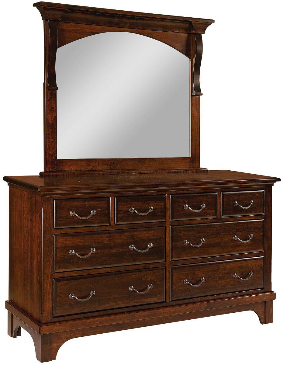 Cheyenne Mirror Dresser