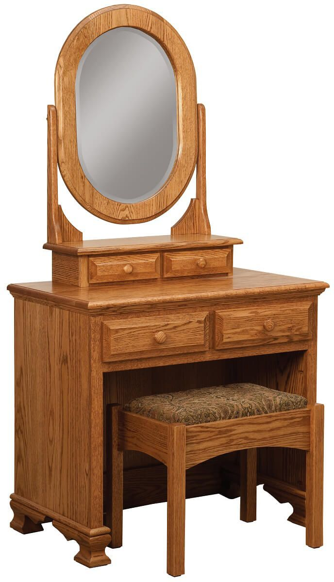 Eastport Dressing Table and Bench