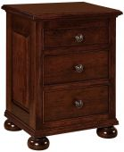 Elmhurst 3-Drawer Nightstand