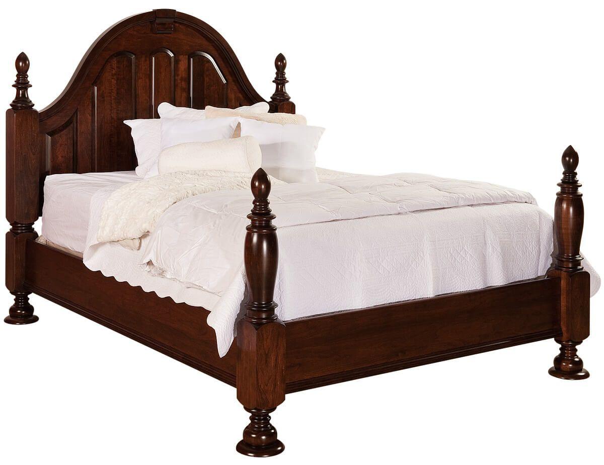 Elmhurst Panel Bed