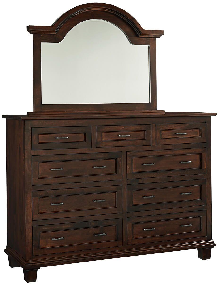 Genevieve Mirror Dresser