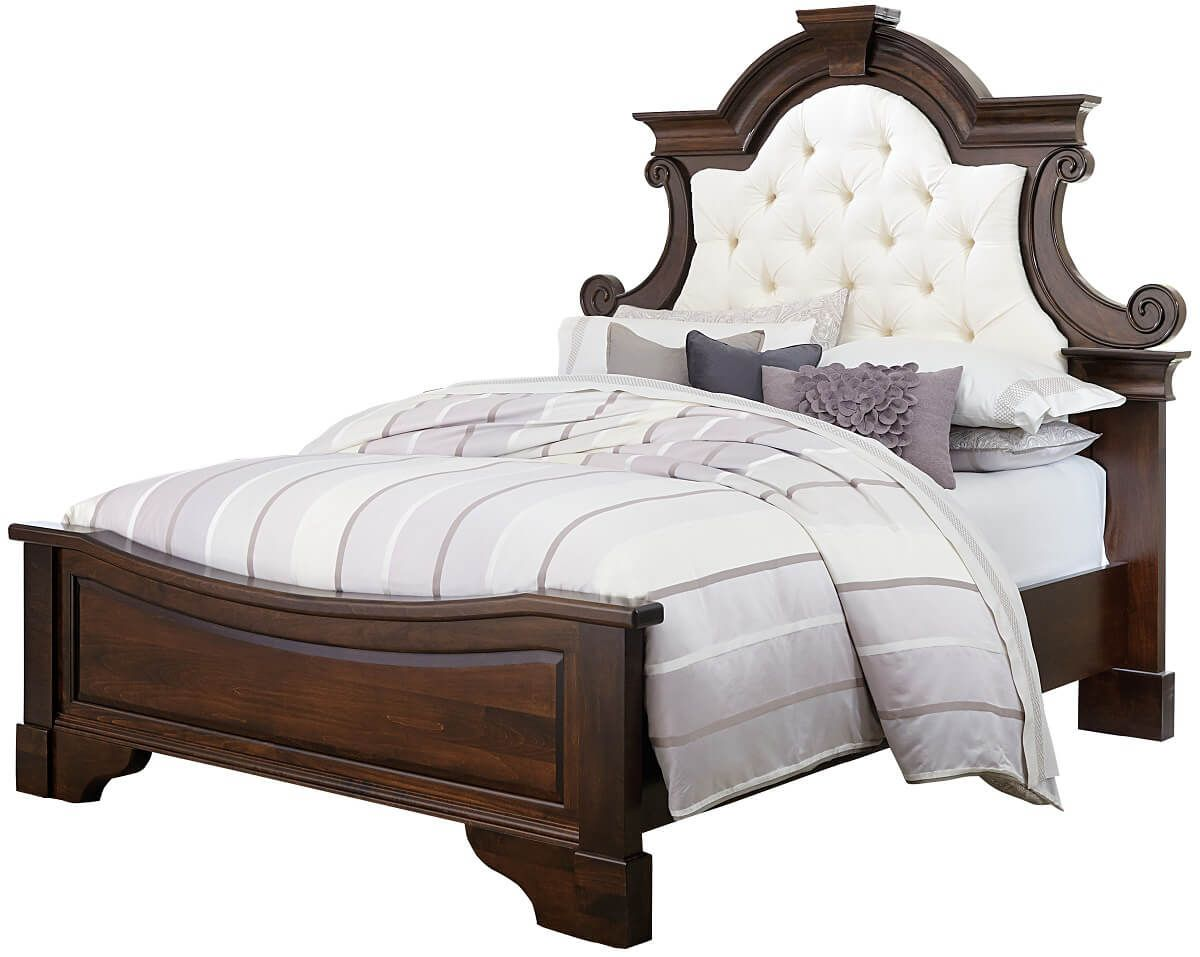 Genevieve Upholstered Bed