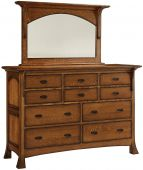 Lakewood 10-Drawer Dresser