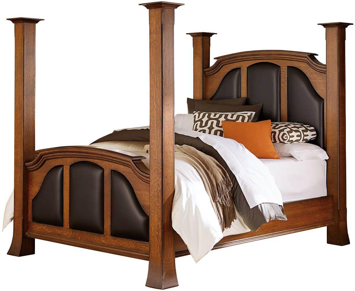 Lakewood Post Bed