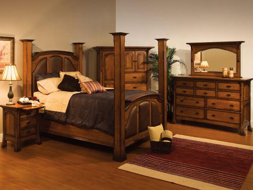 Lakewood Bedroom Furniture Set Countryside Amish Furniture