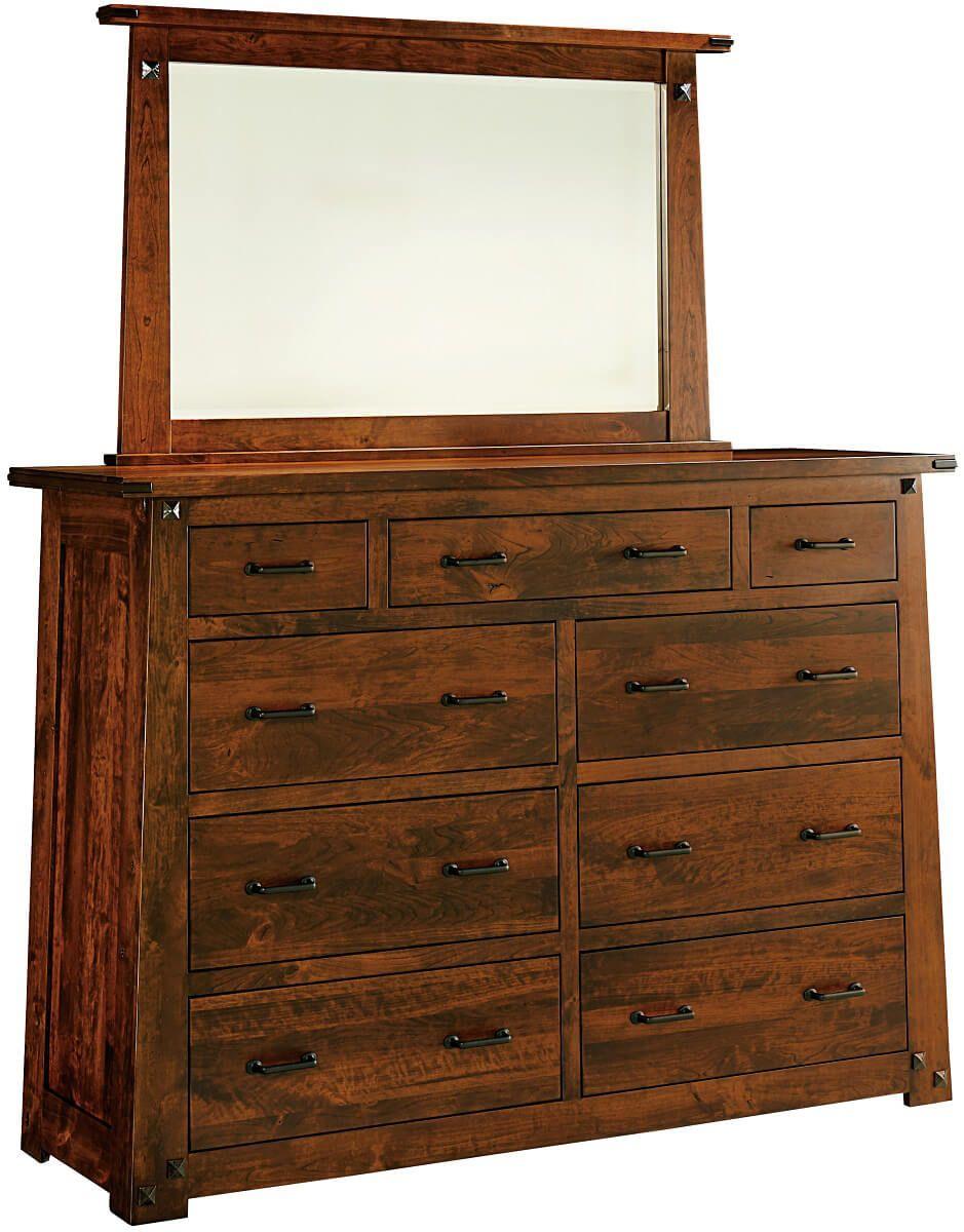 Lunada Mirror Dresser