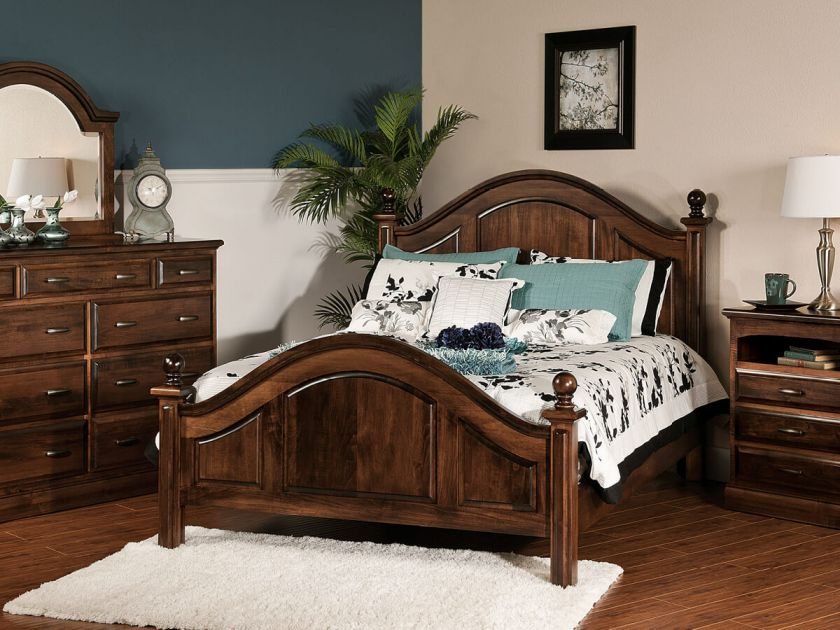 Natchez Amish Bedroom Set Countryside Amish Furniture