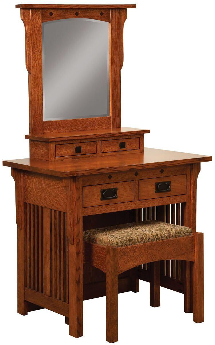 Rangeley Vanity with Bench