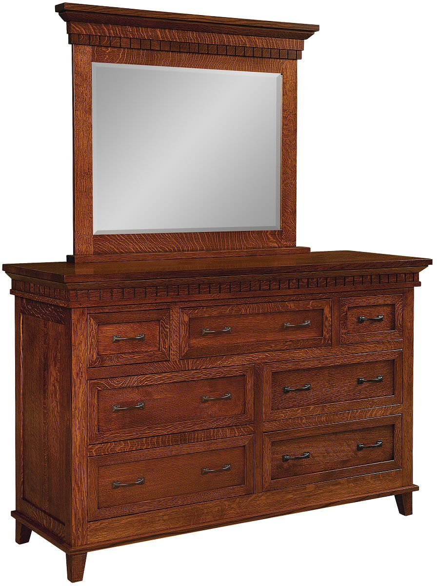 Whitney Mirror Dresser