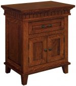 Whitney Door Nightstand