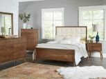 Cyprus Mid-Century Modern Bedroom Set