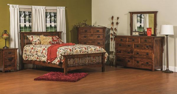 mission style bedroom furniture countryside amish furniture