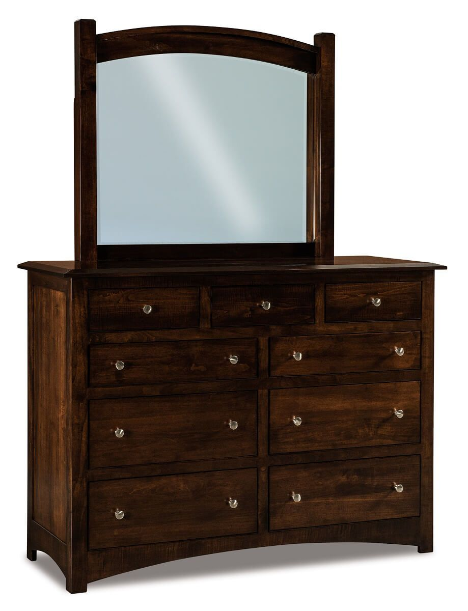 Norway Mirror Dresser