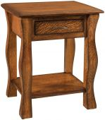 Edmond Open Nightstand