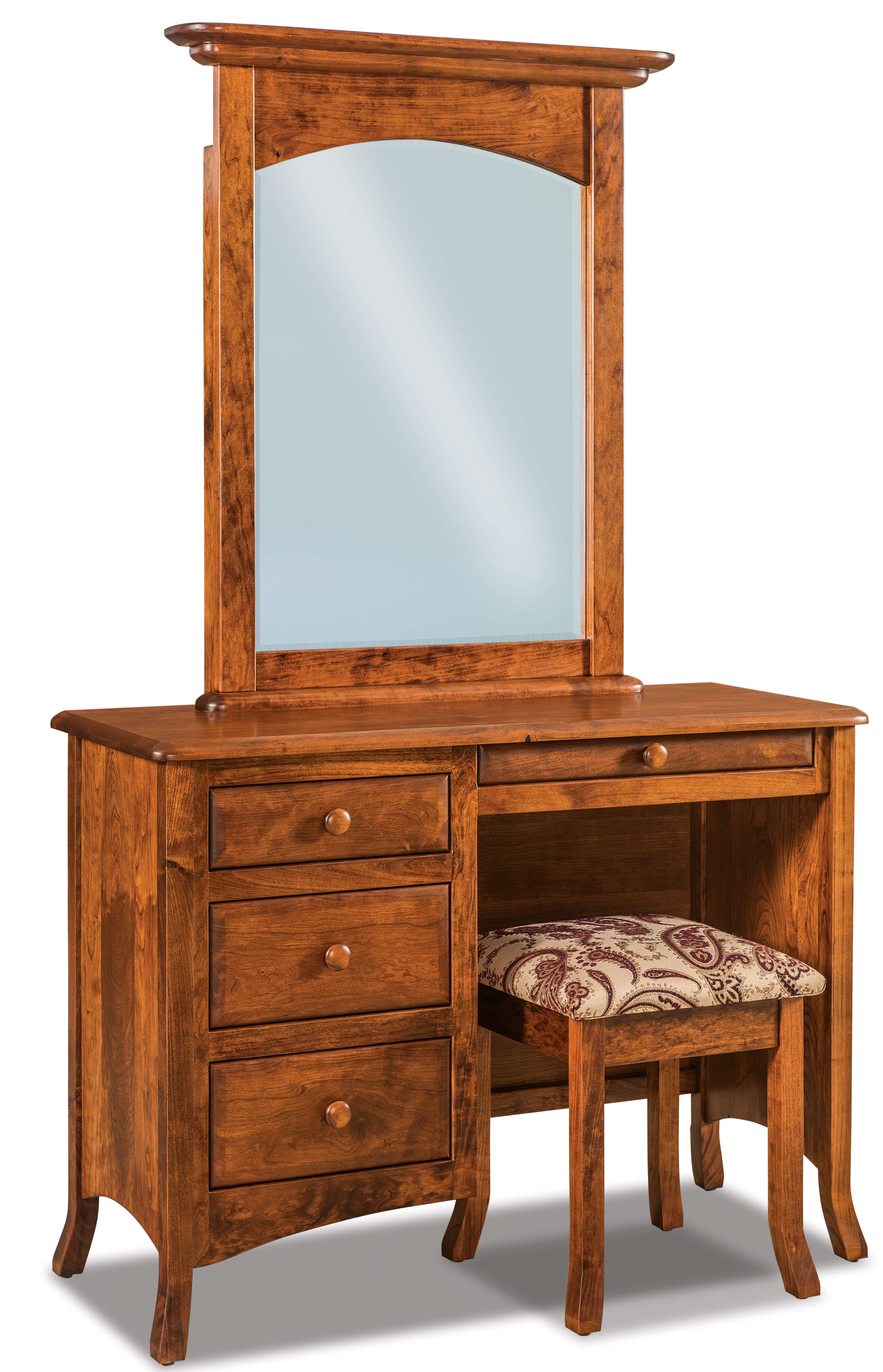 Bradley Mirrored Vanity