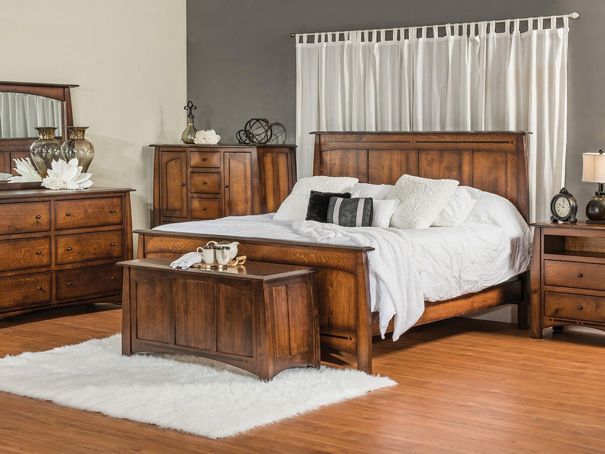 Castle Rock Bedroom Set