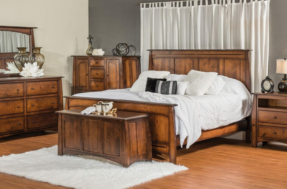 Castle Rock Bedroom Set image 1