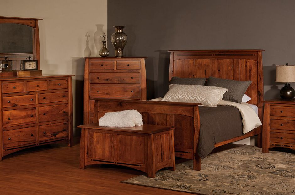 Castle Rock Bedroom Set image 2