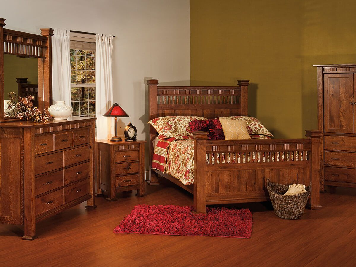 Tuskegee Bedroom Set
